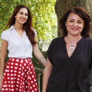 Gwen et Fanny, fondatrices de Druydès