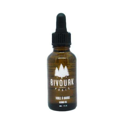 L'huile à barbe Bivouak