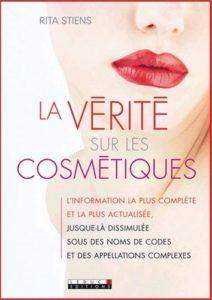La vérité sur les cosmétiques de Rita Stiens