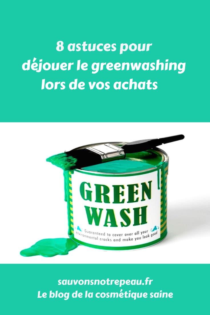 8 astuces pour déjouer le greenwashing lors de vos achats