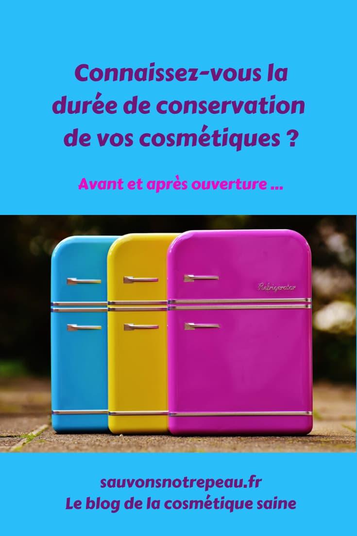 Connaissez-vous la durée de conservation de vos cosmétiques ?