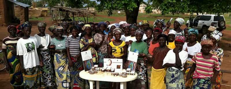 Les femmes, ces productrices de beurre de Karité