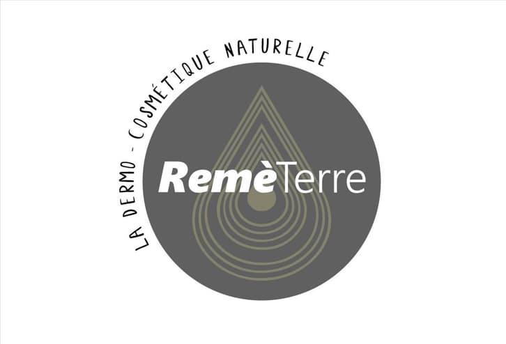 RemèTerre, gamme de Dermo-Cosmétique Naturelle