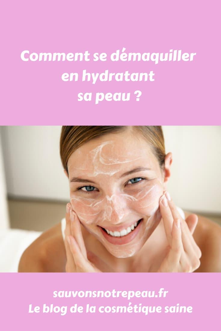 Comment se démaquiller en hydratant sa peau ?