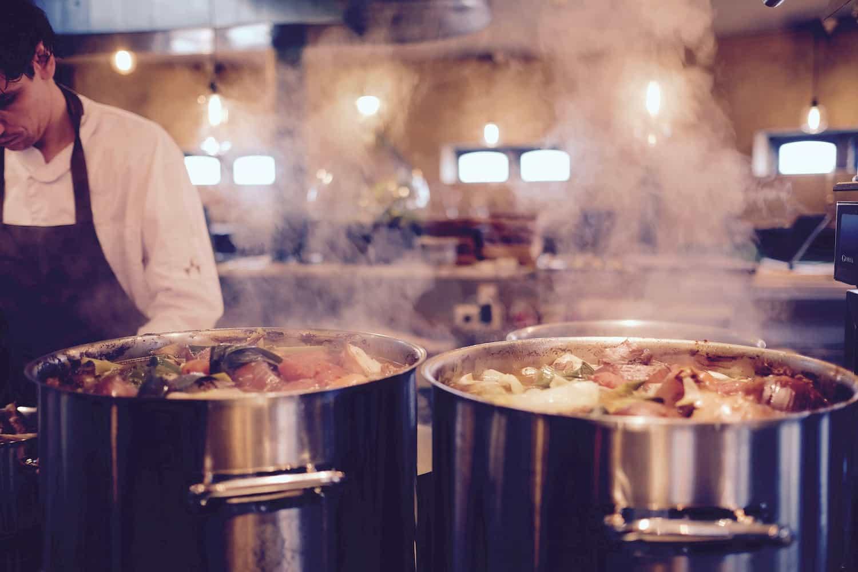 La cuisson santé à la vapeur douce basse température