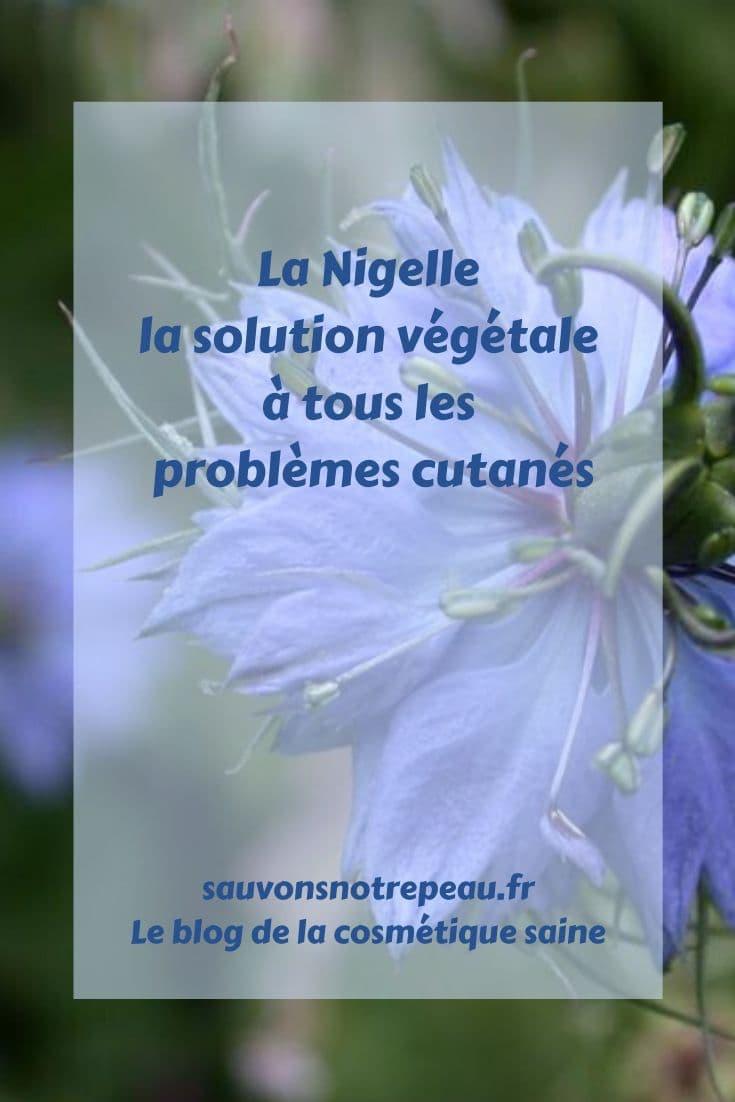 Tout savoir sur l'huile végétale de Nigelle