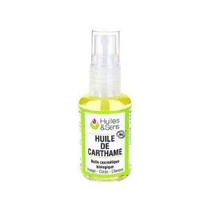 Huile végétale de Carthame Huiles & Sens