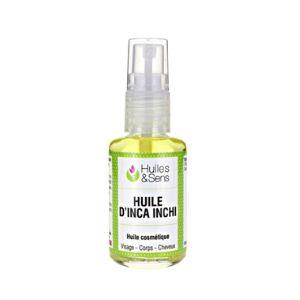 Huile végétale d'Inca Inchi Huiles & Sens