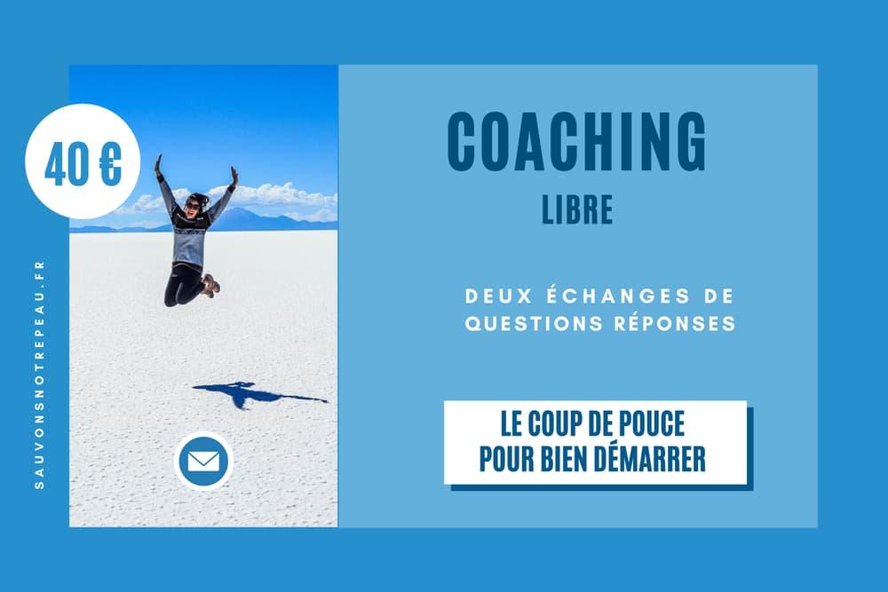 Coaching Cosmétique libre