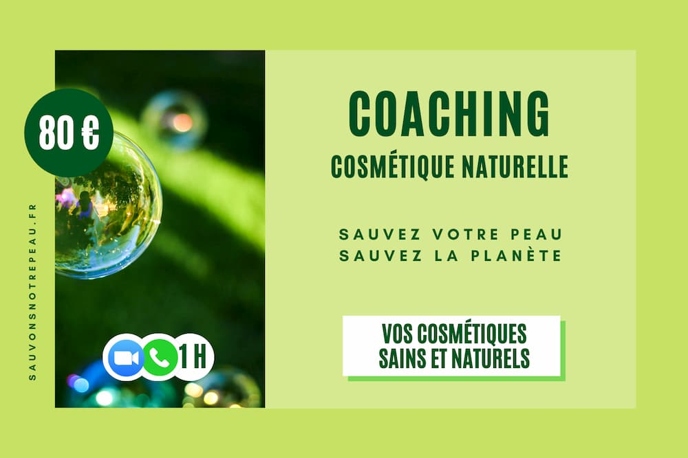 Coaching Cosmétique Naturelle
