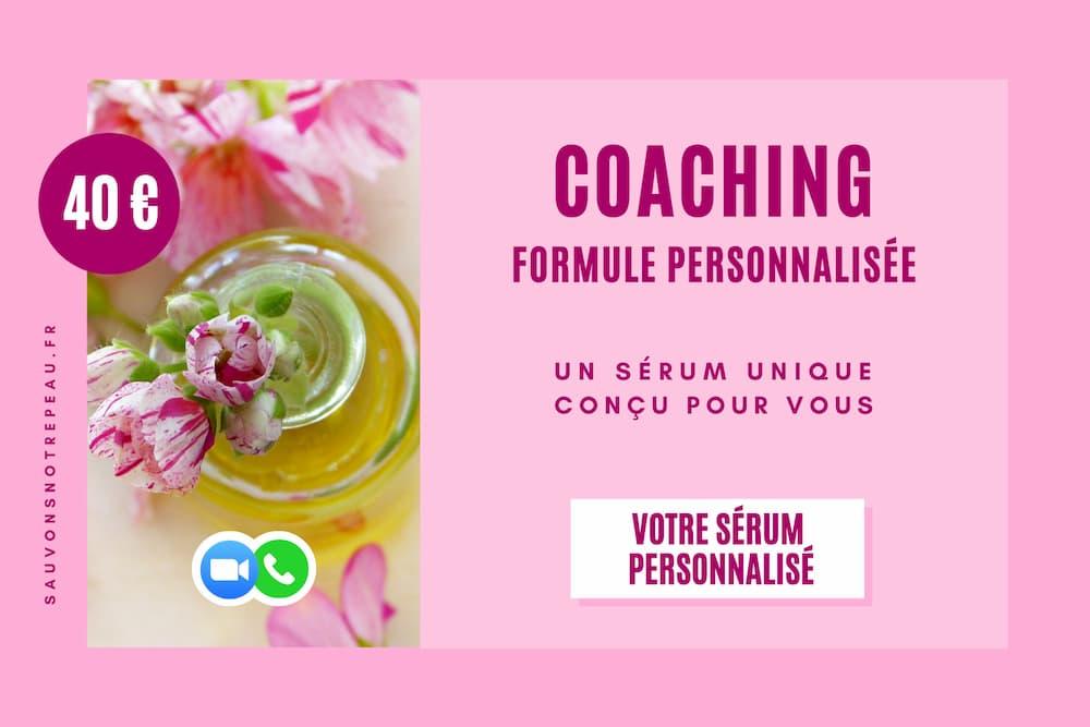 Coaching Formule personnalisée
