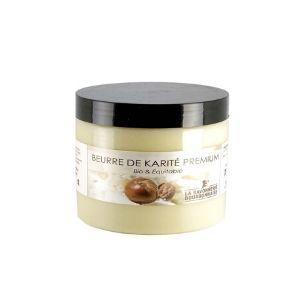 Beurre de Karité brut de la savonnerie bourbonnaise