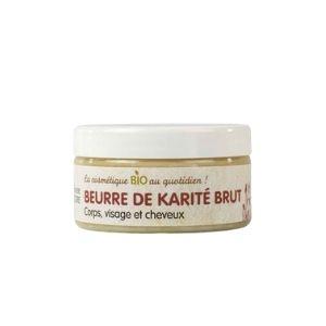 Beurre de Karité brut de la savonnerie du cèdre