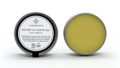 Le beurre de Karité brut de L'Esperluète