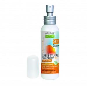 Crème solaire SPF 50+ Propos Nature