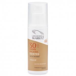 Crème solaire teintée spf 30 Laboratoires de Biarritz
