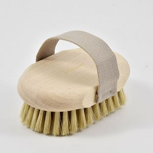 Brosse de massage Tradition Atelier Nubio
