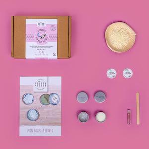 Kit DIY Je fabrique mon baume à lèvre Pousse-Pousse