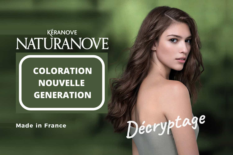 Décryptage Coloration Naturanove de Kéranove