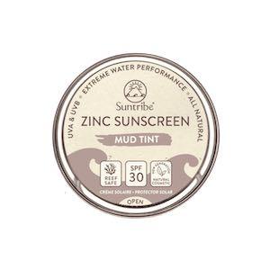 Ecran solaire SPF 30 taupe Suntribe