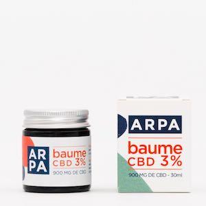 Baume CBD 3 % Arpa
