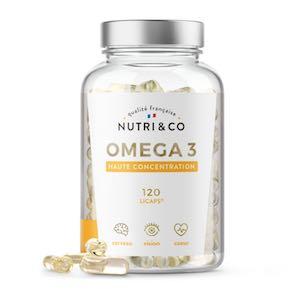 Oméga 3 Nutri & Co