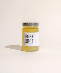 Le bone broth d'Atelier Nubio