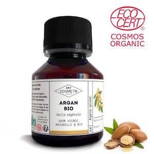 Huile végétale d'Argan My Cosmetik