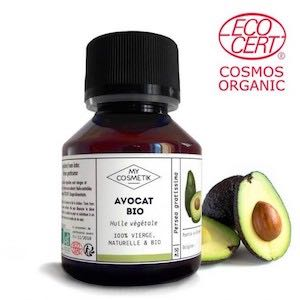 Huile végétale d'Avocat My Cosmetik